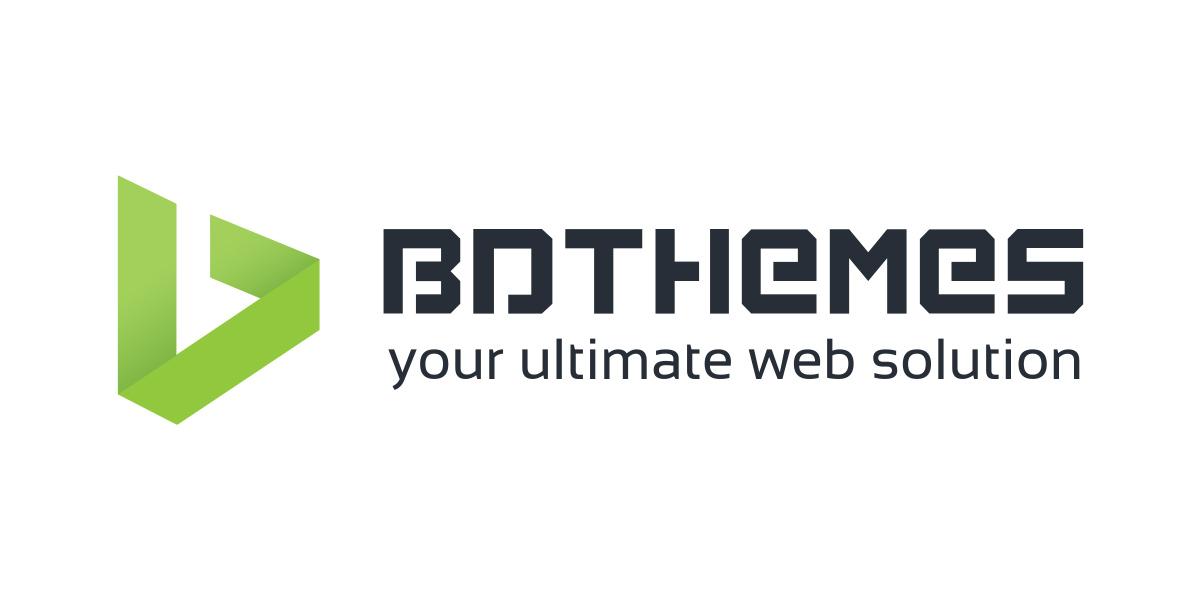 BdThemes Best WordPress plugins and themes development company
